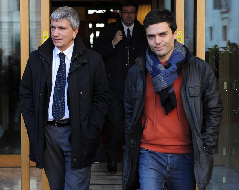 Nichi Vendola ed Eddy Testa sposi a Rivalta