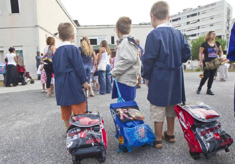 Scuola: 1 mln studenti e 55.000 cattedre in meno fra 10 anni