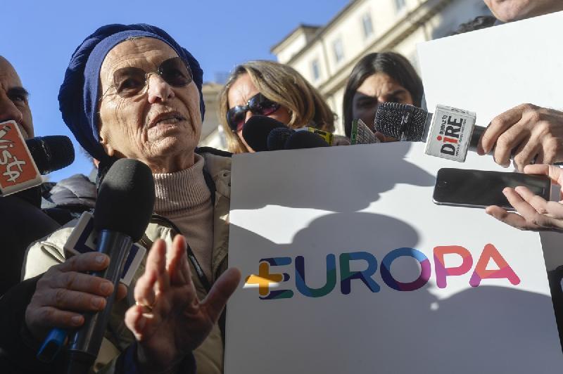 Jean Leonard Touadi candidato presidente nel Lazio per Civica popolare