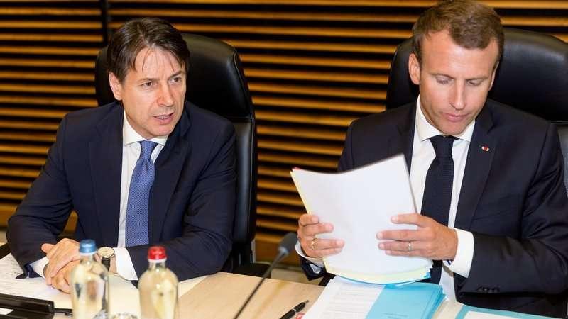 Macron a Conte, con la Cina serve il coordinamento europeo