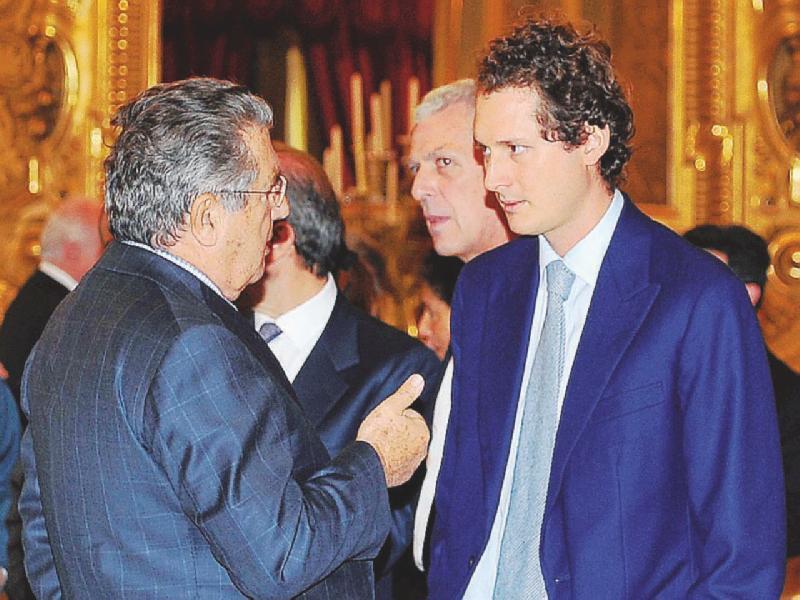 De Benedetti, faida famigliare per Repubblica