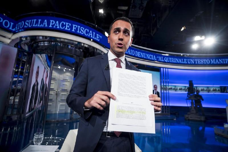 La Tav serve, firmato Di Maio