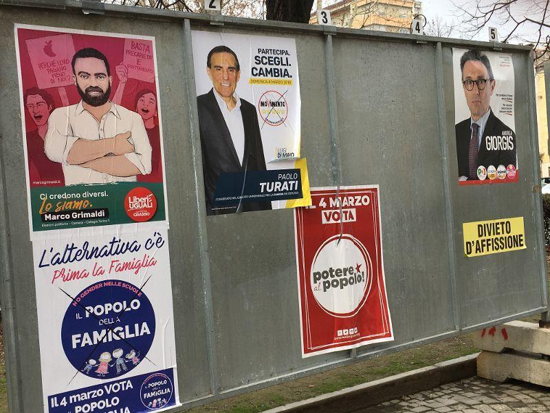 Forza Italia primo partito centrodestra a Corigliano