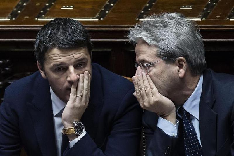Renzi: il PD va avanti per fare il bene dell'Italia
