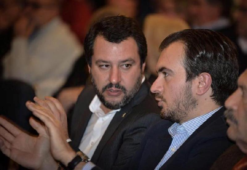 Salvini: ''Se salta il governo la frattura è con gli italiani''