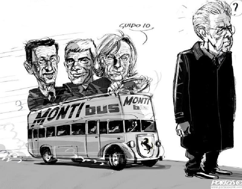 Monti bus, parte il torpedone centrista - LOSPIFFERO.COM